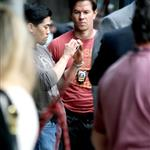 Mark Wahlberg and Will Ferrell shoot The Other Guys in New York 47512