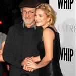 Drew Barrymore and Steven Spielberg at the Whip It LA premiere  47898