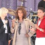 Whitney Houston on Good Morning America promoting her new album I Look To You 45838