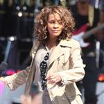 Whitney Houston on Good Morning America promoting her new album I Look To You 45837