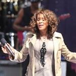 Whitney Houston on Good Morning America promoting her new album I Look To You 45840
