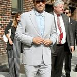Will Ferrell at Letterman promoting The Other Guys  66389