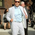 Will Ferrell at Letterman promoting The Other Guys  66390