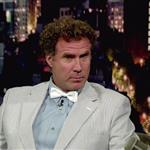 Will Ferrell at Letterman promoting The Other Guys  66392