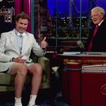 Will Ferrell at Letterman promoting The Other Guys  66396