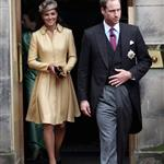Prince William and Catherine at the Thistle Ceremony in Edinburgh, Scotland  119702