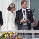 Prince William and Catherine at Epsom Derby June 2011 86859