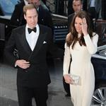 Prince William and Catherine, Duchess of Cambridge at  Claridge's hotel for an Advertising World dinner in London 114022