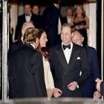 Prince William and Catherine, Duchess of Cambridge at  Claridge's hotel for an Advertising World dinner in London 114031