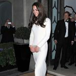 Prince William and Catherine, Duchess of Cambridge at  Claridge's hotel for an Advertising World dinner in London 114044