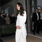 Prince William and Catherine, Duchess of Cambridge at  Claridge's hotel for an Advertising World dinner in London 114046