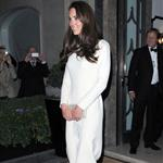 Prince William and Catherine, Duchess of Cambridge at  Claridge's hotel for an Advertising World dinner in London 114047