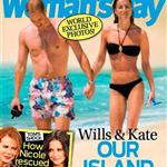 Prince William and Kate Middleton honeymoon photos published in Woman's Day 120250
