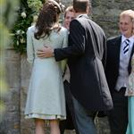 Prince William and Catherine attend a wedding in England 117016