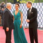 Prince William and Catherine at Our Greatest Team Rises Olympic Concert in London 114338