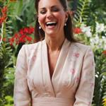 Catherine, Duchess of Cambridge and Prince William visit Singapore Botanical Gardens on day 1 of their Diamond Jubilee tour in Singapore 125704