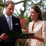 Catherine, Duchess of Cambridge and Prince William visit Singapore Botanical Gardens on day 1 of their Diamond Jubilee tour in Singapore 125709