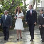 Prince William and Catherine, Duchess of Cambridge on day 2 of their Diamond Jubilee Tour of Singapore  125865