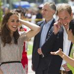 Prince William and Catherine, Duchess of Cambridge on day 2 of their Diamond Jubilee Tour of Singapore  125876