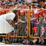 Prince William and Catherine, Duchess of Cambridge on day 2 of their Diamond Jubilee Tour of Singapore  125897