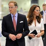 Prince William and Catherine, Duchess of Cambridge on day 2 of their Diamond Jubilee Tour of Singapore  125899