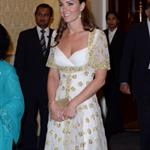 The Duke and Duchess of Cambridge attend a dinner hosted by the King of Malaysia, at the King's Istana, in Kuala Lumpur, Malaysia 126203