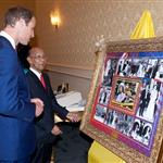 The Duke and Duchess of Cambridge attend a dinner hosted by the King of Malaysia, at the King's Istana, in Kuala Lumpur, Malaysia 126204