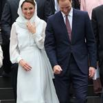 Prince William, Duke of Cambridge and Catherine, Duchess of Cambridge in Kuala Lumpur, Malaysia on day 4 of the Diamond Jubilee Tour of the Far East  126244