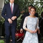 Prince William, Duke of Cambridge and Catherine, Duchess of Cambridge in Kuala Lumpur, Malaysia on day 4 of the Diamond Jubilee Tour of the Far East  126271