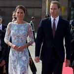 Prince William, Duke of Cambridge and Catherine, Duchess of Cambridge in Kuala Lumpur, Malaysia on day 4 of the Diamond Jubilee Tour of the Far East  126282