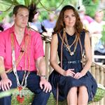 Prince William and Catherine, Duchess of Cambridge tour the Solomon Islands as part of their Diamond Jubilee tour of the Far East 126366