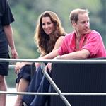 Prince William and Catherine, Duchess of Cambridge tour the Solomon Islands as part of their Diamond Jubilee tour of the Far East 126375