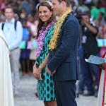 Prince William and Catherine, Duchess of Cambridge tour the Solomon Islands as part of their Diamond Jubilee tour of the Far East 126396