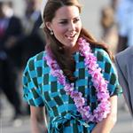 Prince William and Catherine, Duchess of Cambridge tour the Solomon Islands as part of their Diamond Jubilee tour of the Far East 126399