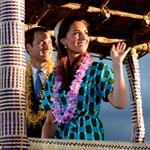 Prince William and Catherine, Duchess of Cambridge tour the Solomon Islands as part of their Diamond Jubilee tour of the Far East 126404