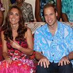 Prince William and Catherine, Duchess of Cambridge tour the Solomon Islands as part of their Diamond Jubilee tour of the Far East 126412