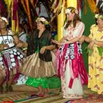 Prince William, Duke of Cambridge and Catherine, Duchess of Cambridge in Tuvalu as part of their Diamond Jubilee tour  126550