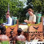 Prince William, Duke of Cambridge and Catherine, Duchess of Cambridge in Tuvalu as part of their Diamond Jubilee tour  126556