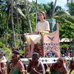 Prince William, Duke of Cambridge and Catherine, Duchess of Cambridge in Tuvalu as part of their Diamond Jubilee tour  126557