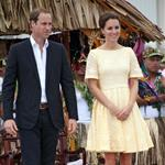 Prince William, Duke of Cambridge and Catherine, Duchess of Cambridge in Tuvalu as part of their Diamond Jubilee tour  126569