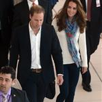 The Duke and Duchess of Cambridge arrive in Australia on their return leg to the UK after finishing their Diamond Jubilee tour of South East Asia and the South 126675
