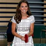 Catherine, Duchess of Cambridge visits Bacon's College in East London 121655