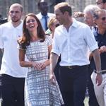 Catherine, Duchess of Cambridge Prince William, Duke of Cambridge and Prince Harry visit Bacon's College in East London 121665
