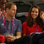 Prince William, Duke of Cambridge and Catherine, Duchess of Cambridge with Lady Louise Windsor and Sophie, Countess of Wessex on day 1 of the London 2012 Paralympic Games 124483