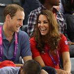 Prince William, Duke of Cambridge and Catherine, Duchess of Cambridge with Lady Louise Windsor and Sophie, Countess of Wessex on day 1 of the London 2012 Paralympic Games 124494