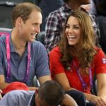 Prince William, Duke of Cambridge and Catherine, Duchess of Cambridge with Lady Louise Windsor and Sophie, Countess of Wessex on day 1 of the London 2012 Paralympic Games 124498