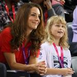 Prince William, Duke of Cambridge and Catherine, Duchess of Cambridge with Lady Louise Windsor and Sophie, Countess of Wessex on day 1 of the London 2012 Paralympic Games 124501