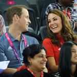 Prince William, Duke of Cambridge and Catherine, Duchess of Cambridge with Lady Louise Windsor and Sophie, Countess of Wessex on day 1 of the London 2012 Paralympic Games 124513