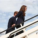 Prince William and Catherine depart London for Royal Tour of Canada  88781