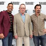 Will Smith, Tommy Lee Jones and Josh Brolin at the Men In Black 3 Photocall in Beverly Hills 113317